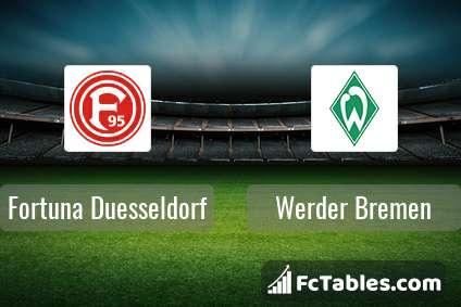 Podgląd zdjęcia Fortuna Duesseldorf - Werder Brema