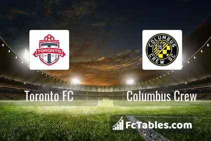 Preview image Toronto FC - Columbus Crew