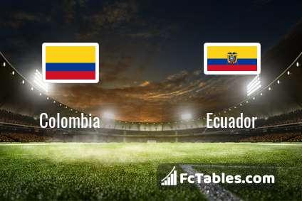 Preview image Colombia - Ecuador