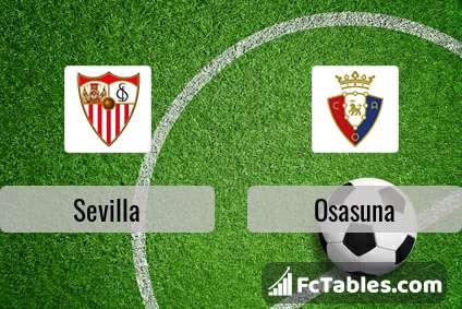 Podgląd zdjęcia Sevilla FC - Osasuna Pampeluna