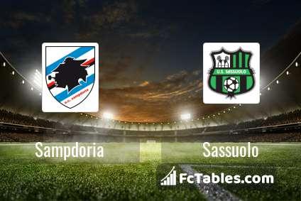 Preview image Sampdoria - Sassuolo