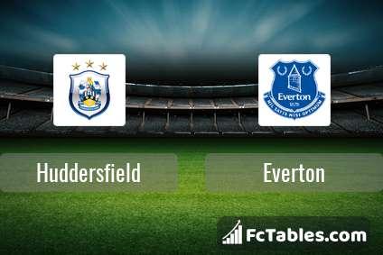Anteprima della foto Huddersfield Town - Everton