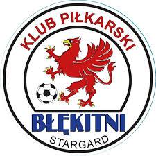Błękitni Stargard logo