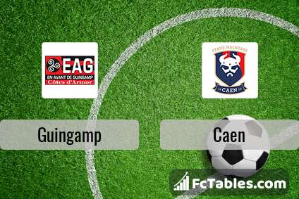 Preview image Guingamp - Caen