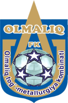 OTMK Olmaliq logo