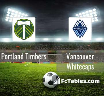 Preview image Portland Timbers - Vancouver Whitecaps