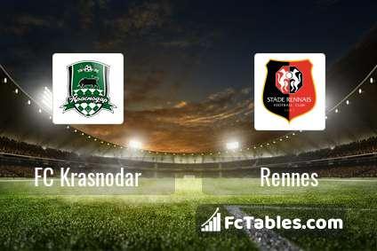 Anteprima della foto FC Krasnodar - Rennes