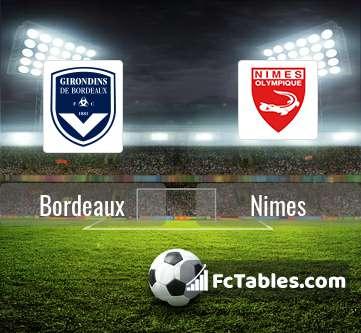 Preview image Bordeaux - Nimes