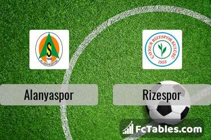 Preview image Alanyaspor - Rizespor