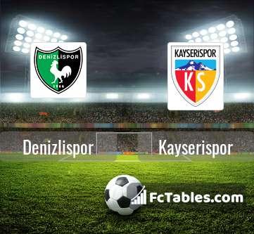 Anteprima della foto Denizlispor - Kayserispor