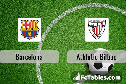 Preview image Barcelona - Athletic Bilbao
