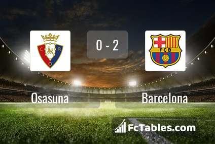 Anteprima della foto Osasuna - Barcelona