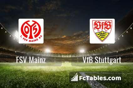 Preview image FSV Mainz - VfB Stuttgart
