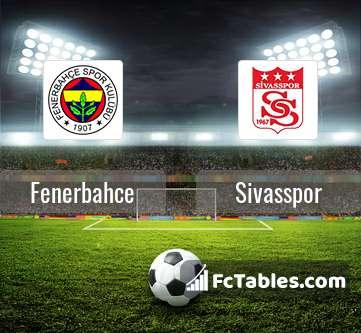Preview image Fenerbahce - Sivasspor