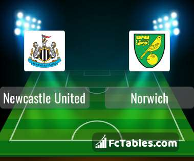 Preview image Newcastle United - Norwich
