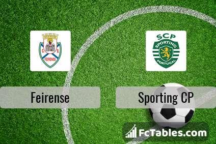 Podgląd zdjęcia Feirense - Sporting Lizbona