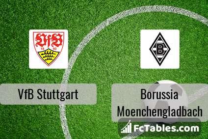 Podgląd zdjęcia VfB Stuttgart - Borussia M'gladbach