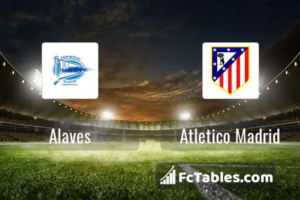 Preview image Alaves - Atletico Madrid