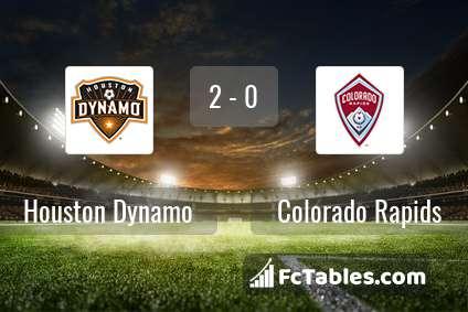 Preview image Houston Dynamo - Colorado Rapids