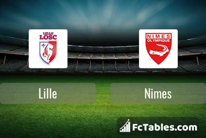 Preview image Lille - Nimes