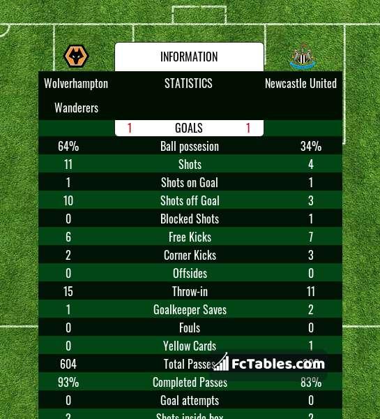 Podgląd zdjęcia Wolverhampton Wanderers - Newcastle United