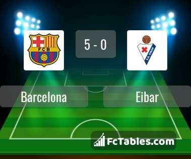 Preview image Barcelona - Eibar