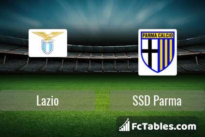 Podgląd zdjęcia Lazio Rzym - SSD Parma