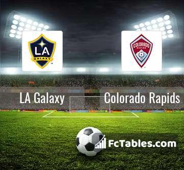 Preview image LA Galaxy - Colorado Rapids