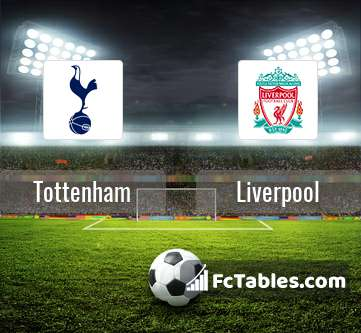 Tottenham - Liverpool livescores result Champions League 1