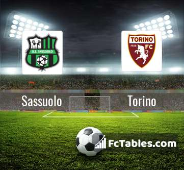 Preview image Sassuolo - Torino
