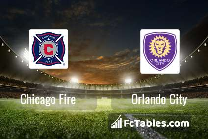 Preview image Chicago Fire - Orlando City