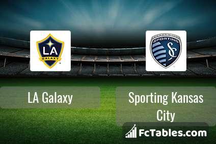 Podgląd zdjęcia LA Galaxy - Sporting Kansas City