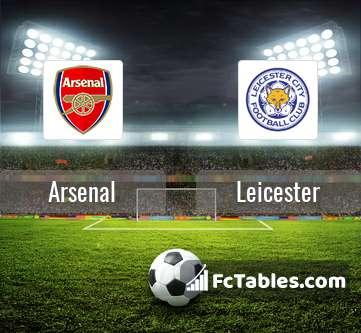Anteprima della foto Arsenal - Leicester City