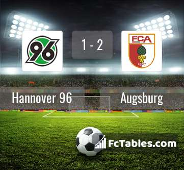 Preview image Hannover 96 - Augsburg