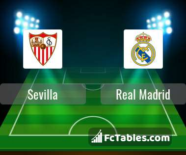Preview image Sevilla - Real Madrid