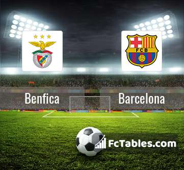 Preview image Benfica - Barcelona