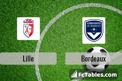 Preview image Lille - Bordeaux
