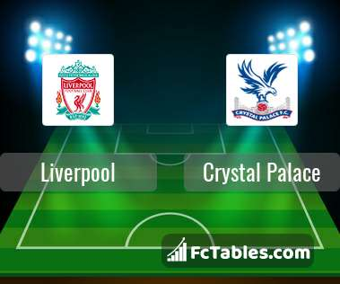 Preview image Liverpool - Crystal Palace