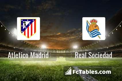 Anteprima della foto Atletico Madrid - Real Sociedad