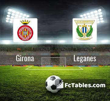 Preview image Girona - Leganes