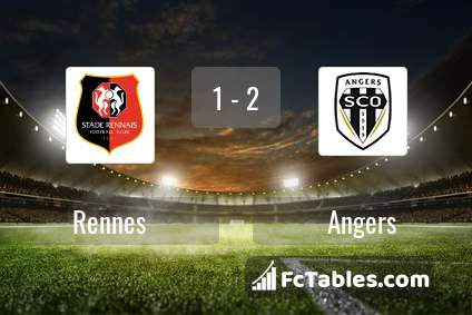 Preview image Rennes - Angers