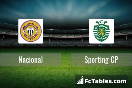Preview image Nacional - Sporting CP