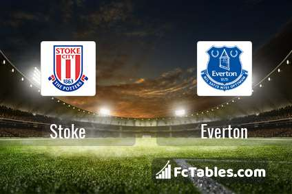 Preview image Stoke - Everton