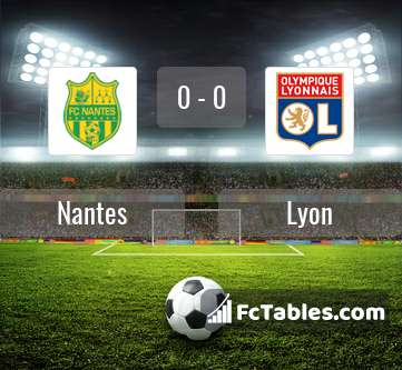 Preview image Nantes - Lyon