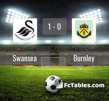 Preview image Swansea - Burnley