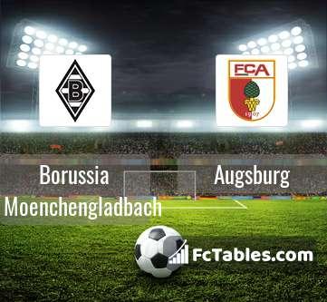 Podgląd zdjęcia Borussia M'gladbach - Augsburg