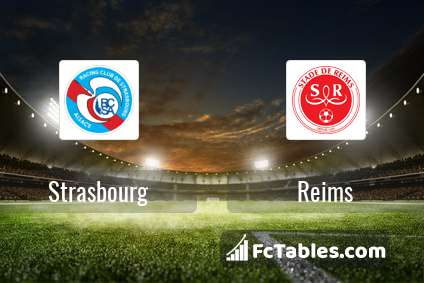 Preview image Strasbourg - Reims