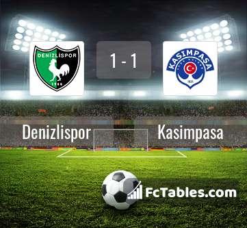 Preview image Denizlispor - Kasimpasa