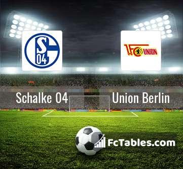 Preview image Schalke 04 - Union Berlin