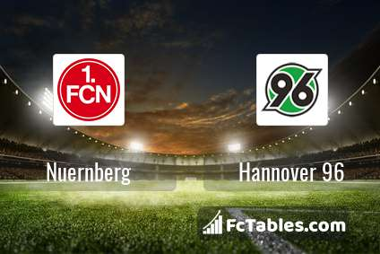 Preview image Nuernberg - Hannover 96